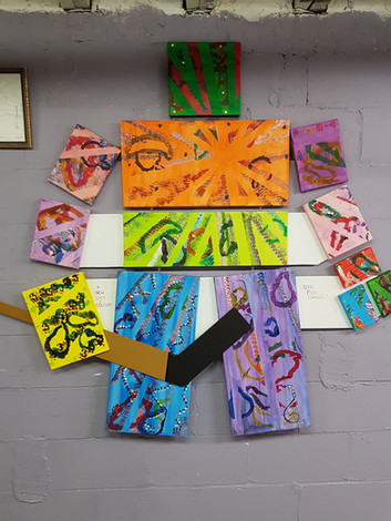 Original artwork by New School of Colour