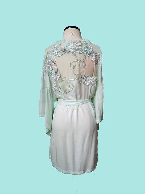 Kimono Esmeralda