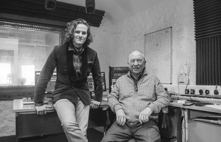 Howard Rudge and Thomas Malitte 2