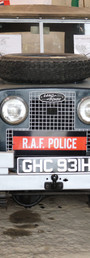 RAF police land rover.JPG