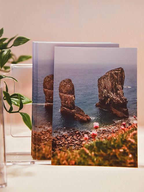 Stack Rocks 2 Postcard