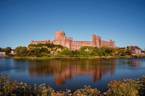 Pembroke Castle 2 Print