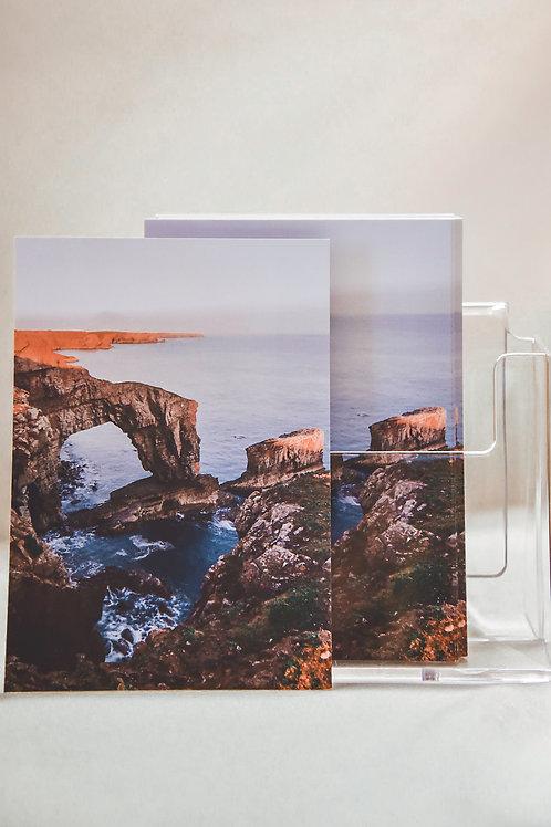 Stack Rocks 1 Postcard