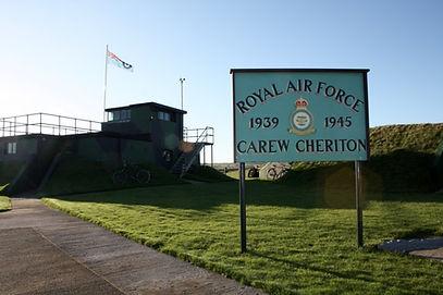 Carew Cheriton Control Tower