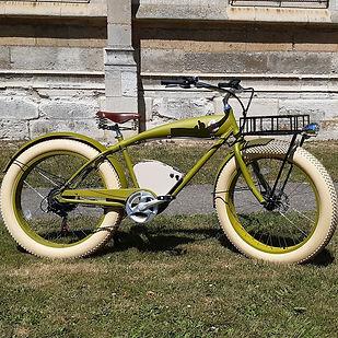 Vélo électrique pour commerçants