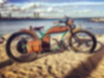 Cruzer Rayvolt | Vélo électrique vintage | Rouen
