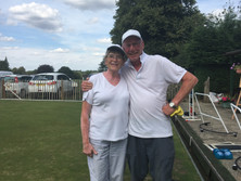 Daphne and Dave, Pearson Cup 2018