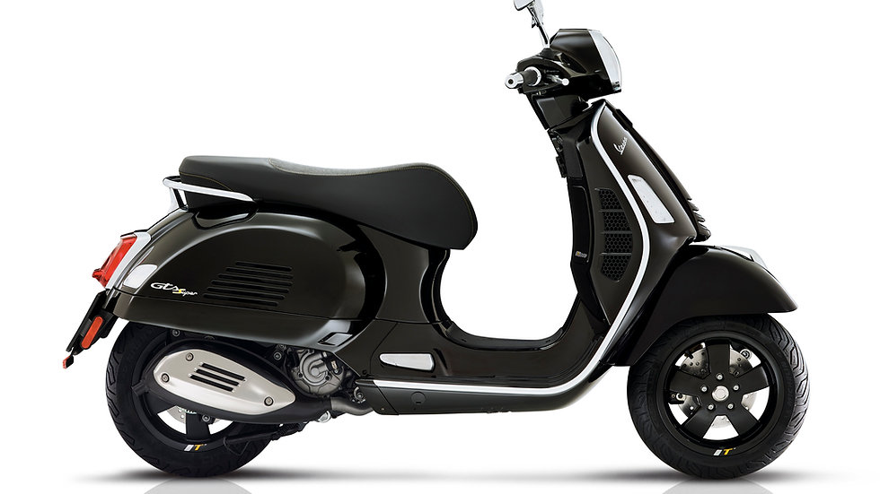 Vespa GTS 125 RST Super Tech