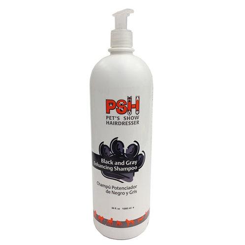 PSH Black  and Grey Enhancer Schampoo
