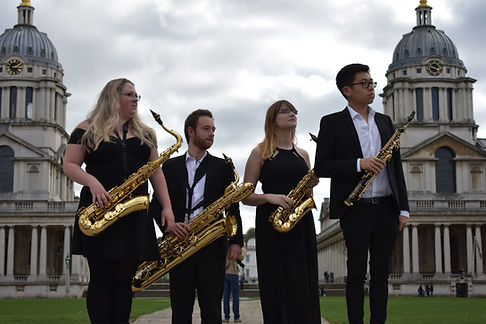 Momentum Saxophon Quartet