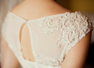 Wedding Dress Fabric Options: What's the Difference?