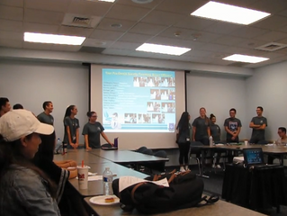 First CSUF Pre-Dental Society Welcome Meeting!