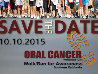 Event: The Cancer Foundation - 2nd Annual SoCal Oral Cancer Walk!