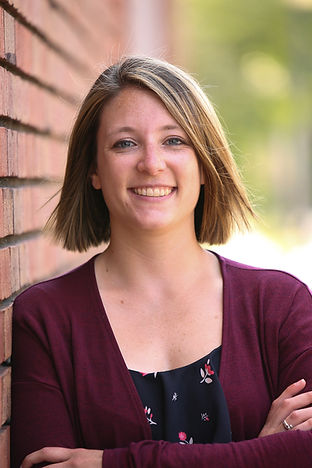 Brianna Hall is the head of our promorions committee at Main Street Nevada, Iowa