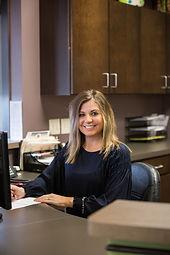 Rachel, Front Office Coordinator