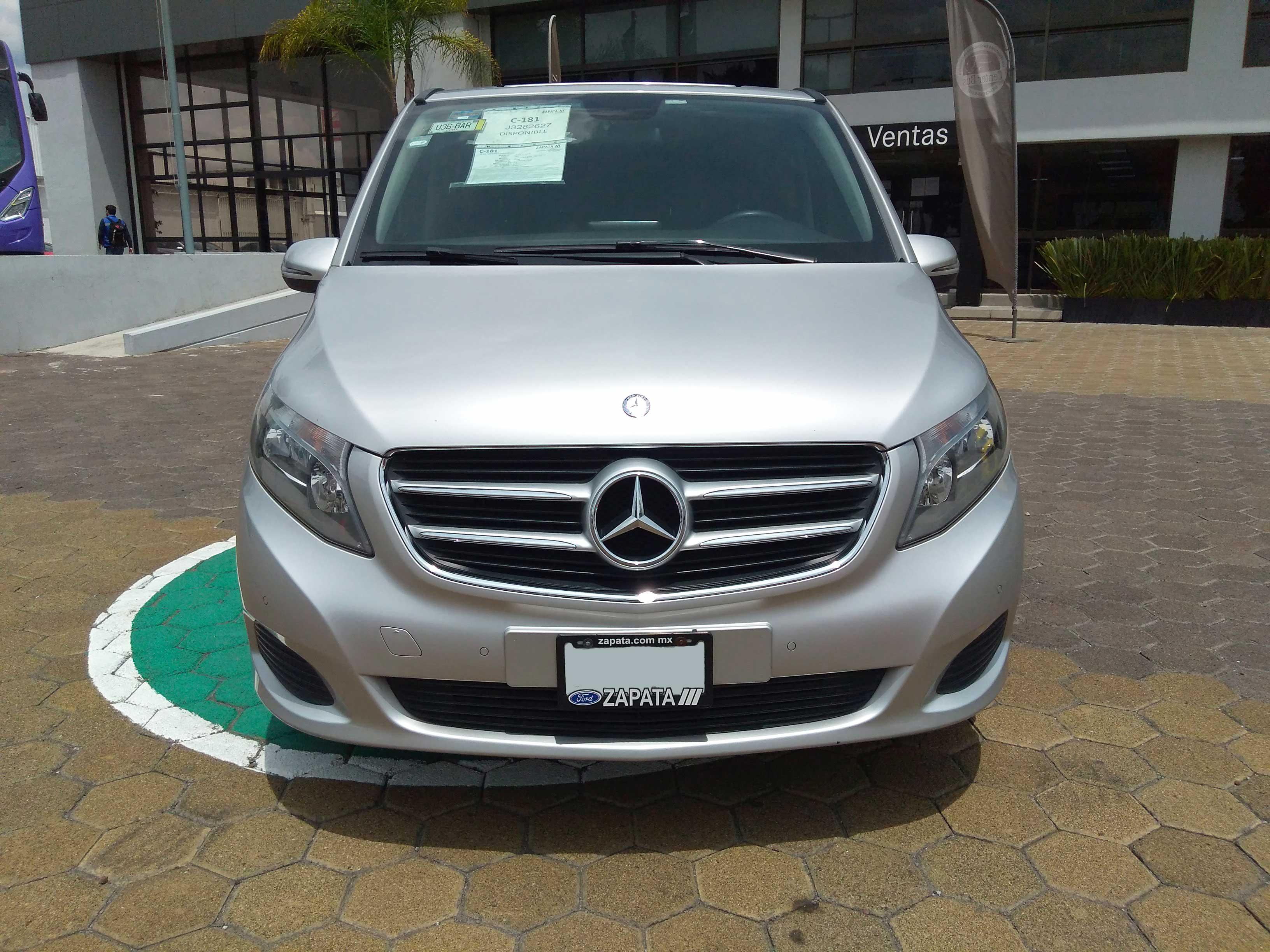 Mercedes-Benz Clase V 220D Modelo 2018