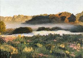 Painting - Misty Meadow, St George.jpg