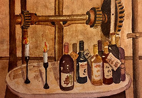 Painting - Lost Kitchen entry 2020.jpg