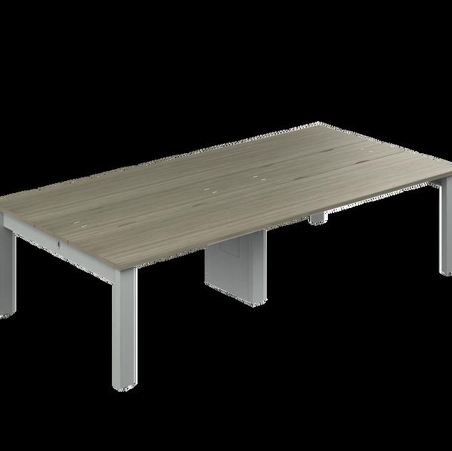 mesa-de-oficina-multiusuarios-pata-u-gbe