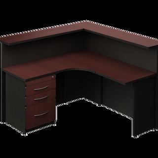 Muebles de recepción spazio