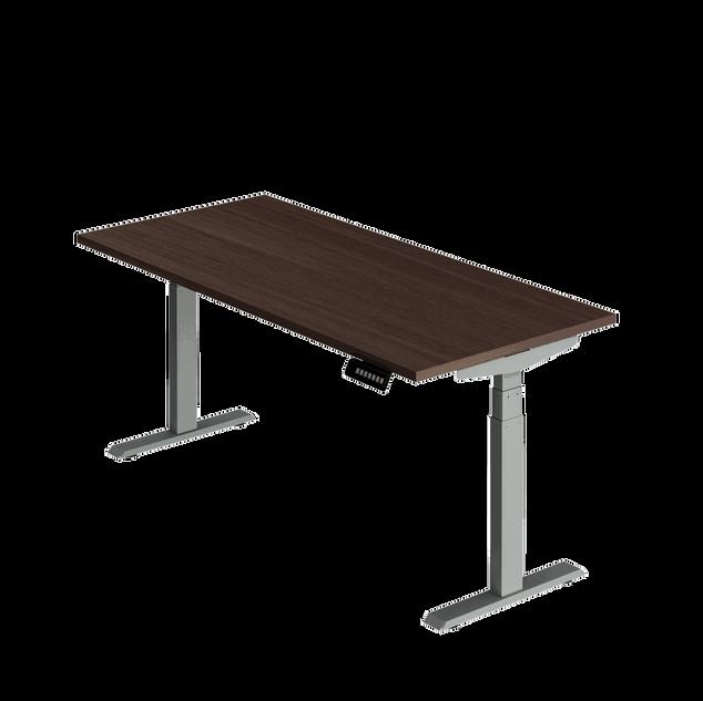 escritorio-Altura ajustable tres segmentos