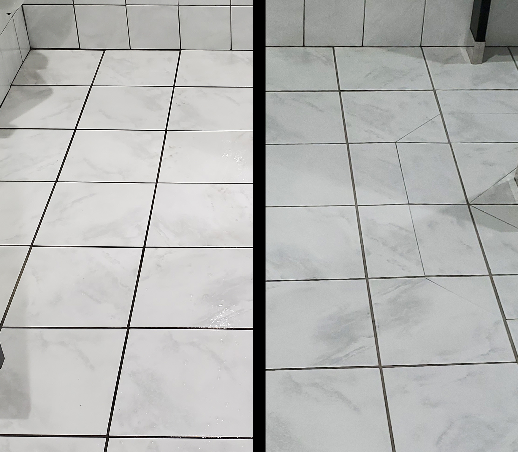 Tile & Grout Job