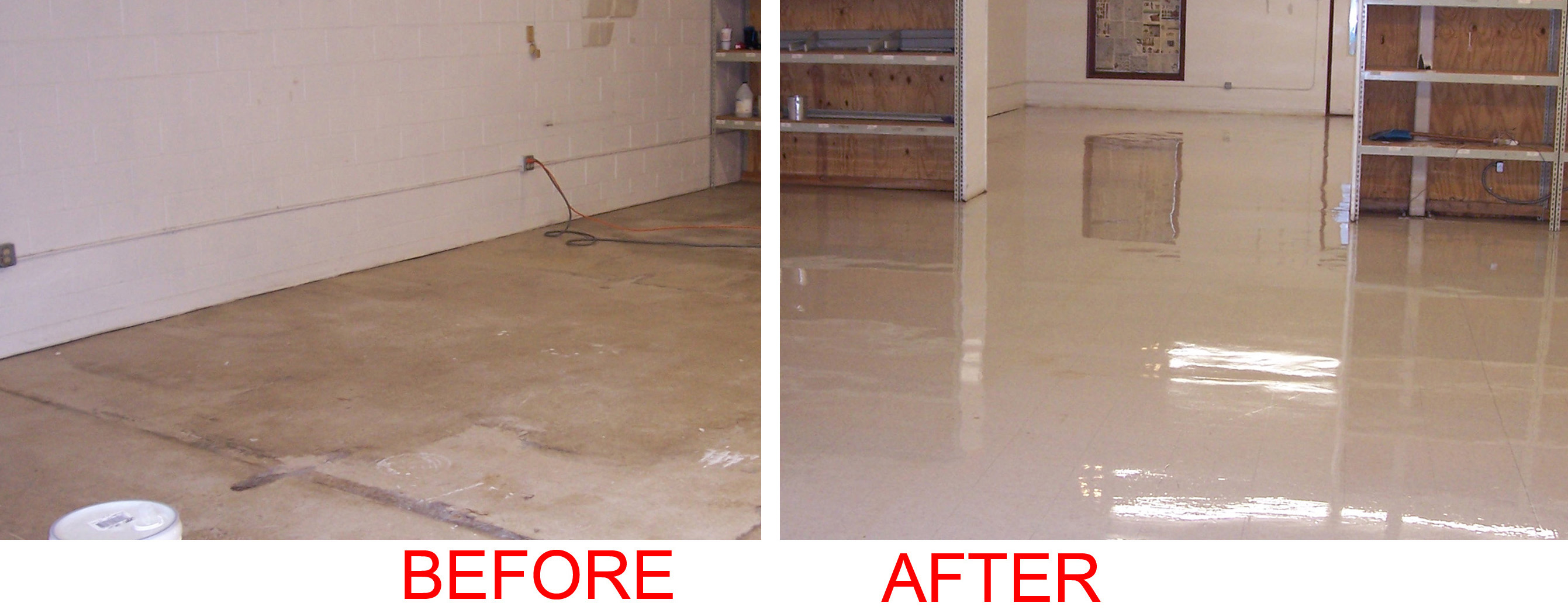 VCT BEFORE & AFTER
