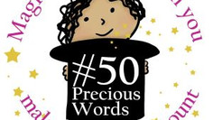 50 Precious Word Contest - Hosted by Vivian Kirkfield for Children's Book Authors