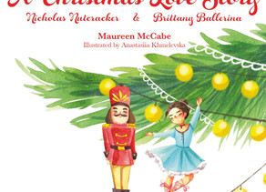 Tomorrow, Christmas in July begins, and my book will be published.