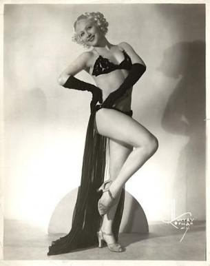 Edna May - Burlesque