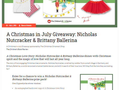 Christmas in July Giveaway...starts tomorrow!