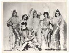 Folies Bergere 1939 N.Y. Mayfair Theater and Worlds Fair Murray Korman Photo