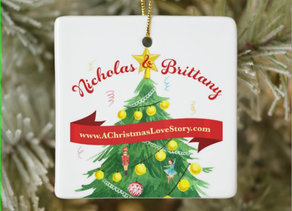 "Ready, Set, Go: Let's Go Christmas Shopping for ""Nicholas & Brittany"" Swag"