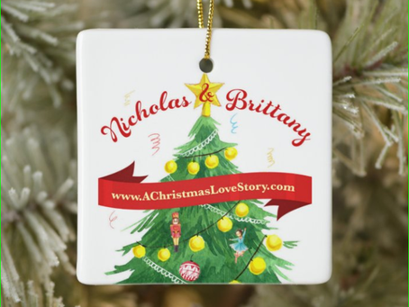 """Ready, Set, Go: Let's Go Christmas Shopping for """"Nicholas & Brittany"""" Swag"""
