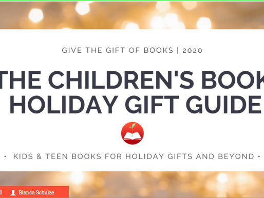 The Children's Book Holiday Gift Guide 2020