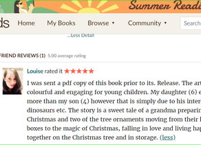 Louise's Review from goodreads (May 22, 2020)