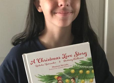 """Kyleigh (Age 12) reviews """"A Christmas Love Story: Nicholas Nutcracker & Brittany Ballerina"""""""