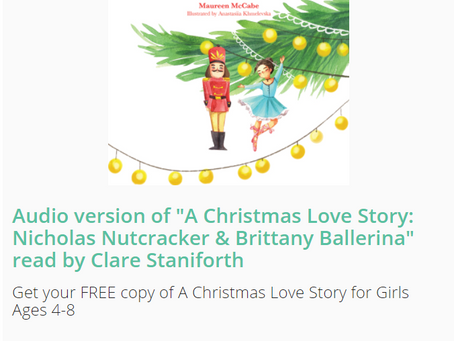 Free Audio Download Available for Christmas in July Story Time and Beyond...