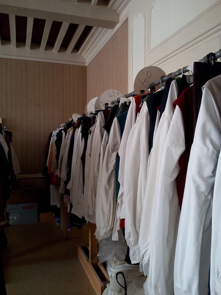 Et beaucoup d'autres costumes à découvrir en boutique !