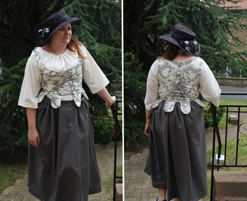 Costume Taille 44