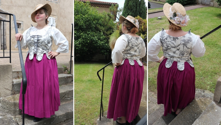 Costume Taille 46