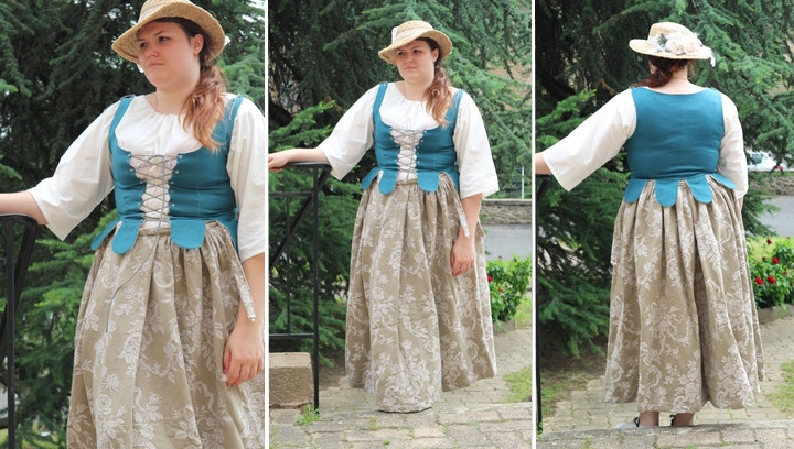 Costume - Taille 44