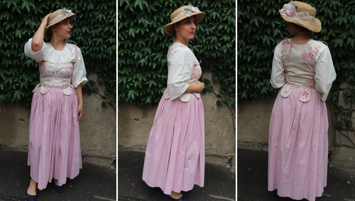 Costume Taille 38
