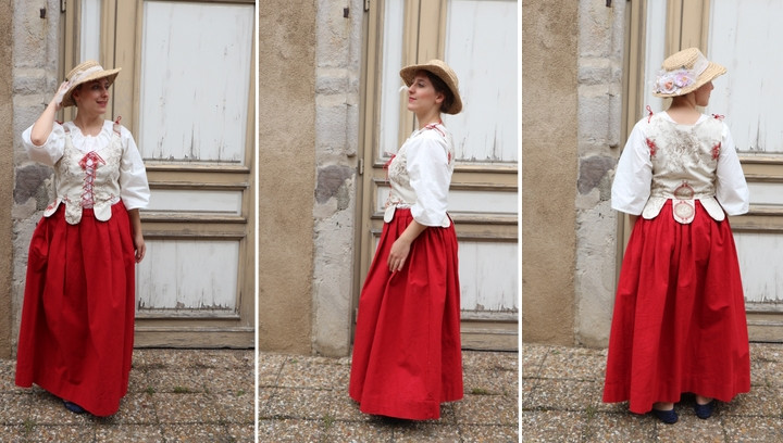 Costume Taille 42