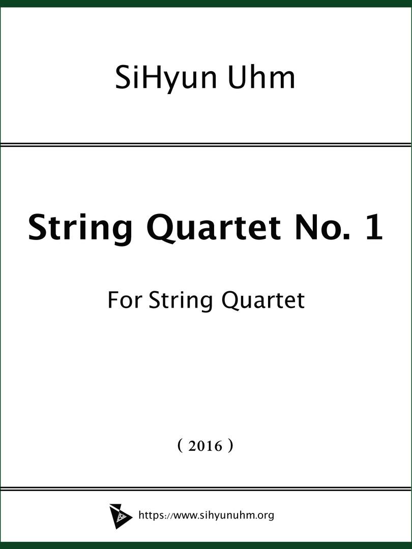 String Quartet No. 1 Cover.jpg