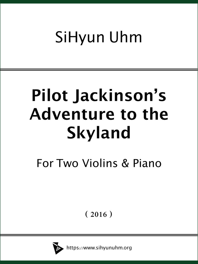 Pilot Jackinson's Adventure to the Skyla