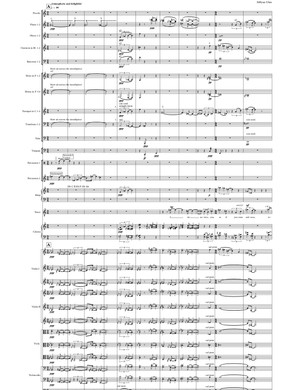 XVII from Cien Sonetos de amor for Orche