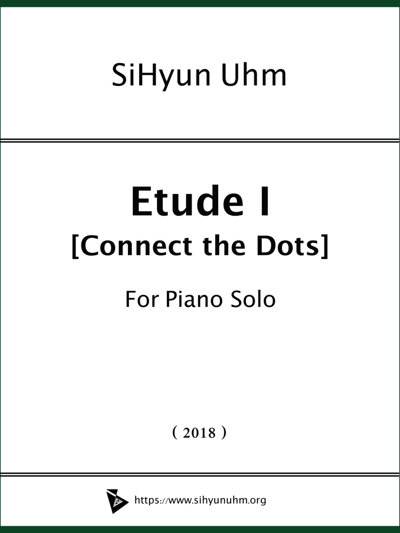 Piano Etude I [Connect the Dots] Cover.j