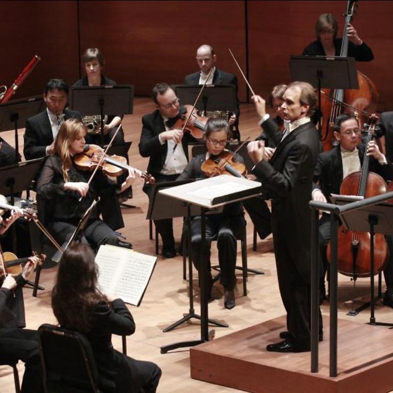 Riverside Symphony Public Reading of 'Ladybug in the Room' (1)