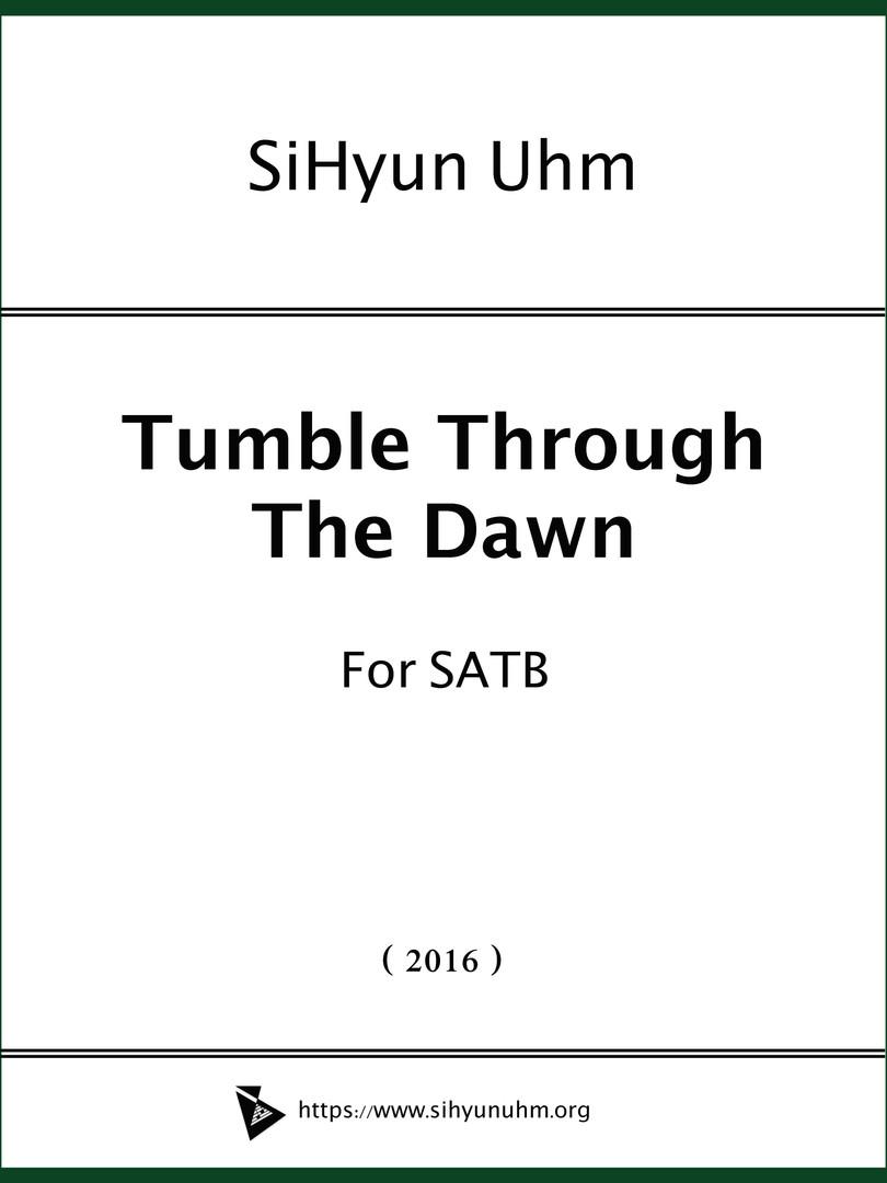 Tumble Through The Dawn Cover.jpg